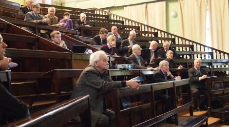 Заседание кафедры 24 января 2017 года